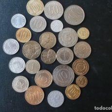 Monedas antiguas de Europa: COLECCION DE MONEDAS ANTIGUA YUGOSLAVIA. Lote 175742234