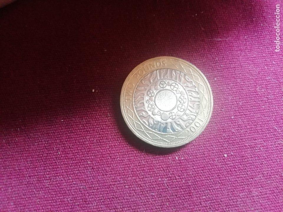Monedas antiguas de Europa: REINO UNIDO. 2 LIBRAS DE 2001. SC- - Foto 2 - 176266890