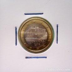 Monedas antiguas de Europa: ANDORRA - 1 EURO 2014 - S / C - ENCARTONADA - DE BANCO NACIONAL - POR FAVOR LEA EL TEXTO, GRACIAS. Lote 176268022