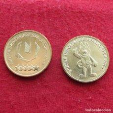 Monedas antiguas de Europa: RUSIA 2 X 10 RUB 2019 KRASNOYARSK 2019. Lote 195154082