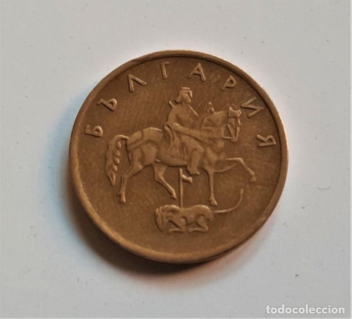 BULGARIA 5 STOTINKI 2000 (Numismática - Extranjeras - Europa)