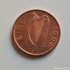 Monedas antiguas de Europa: IRELAND EIRE 1 PENNY 1996. Lote 176814398