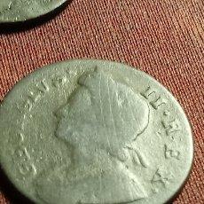 Monedas antiguas de Europa: LOTE DE MONEDAS GEORGIUS II REY.ENTRE 1736-1749. Lote 176912989