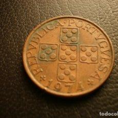 Monedas antiguas de Europa: PORTUGAL 1 ESCUDO 1974. Lote 177041519