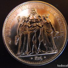 Monedas antiguas de Europa: FRANCIA. 10 FRANCOS PLATA. 1971. HÉRCULES . Lote 177493528