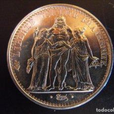 Monedas antiguas de Europa: FRANCIA. 10 FRANCOS PLATA. 1968. HÉRCULES . Lote 177493684