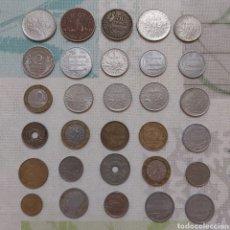 Monedas antiguas de Europa: LOTE VARIADO DE MONEDAS FRANCESAS. Lote 177657794