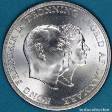 Monedas antiguas de Europa: DINAMARCA - 5 CORONAS - 1960 - NO CIRCULADA - PLATA. Lote 178128393