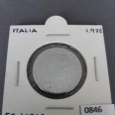 Monedas antiguas de Europa: ITALIA 50 LIRAS 1978. Lote 178150949