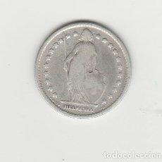 Monedas antiguas de Europa: SUIZA- 1 FRANCO-1903-PLATA. Lote 178308851