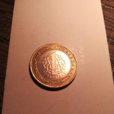 Monedas antiguas de Europa: 1 LIRA TURQUÍA 2014. Lote 178913095