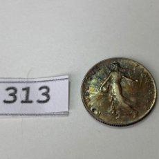 Monedas antiguas de Europa: 50 CENTIMES , MONEDA DE PLATA , FRANCIA 1901 . Lote 178924711