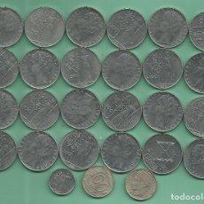 Monedas antiguas de Europa: ITALIA: 27 MONEDAS DE 100 LIRE, 27 FECHAS, 5 MODELOS. Lote 179004865