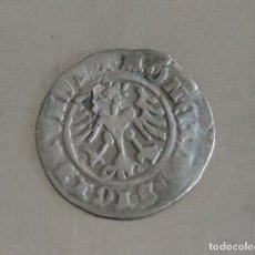 Monedas antiguas de Europa: 1/2 DE GROSZ 1509 POLONIA PLATA. Lote 179058761