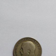 Monedas antiguas de Europa: FLORIN DE PLATA 1920 (19-20) GEORGIUS V . Lote 179151908