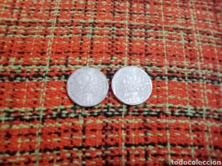 Monedas antiguas de Europa: Monedas 2 francs - Foto 2 - 180094951