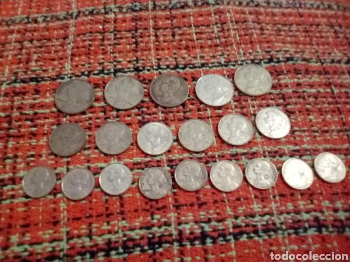 MONEDAS CENT FRANCS (Numismática - Extranjeras - Europa)