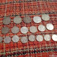 Monedas antiguas de Europa: MONEDAS CENT FRANCS. Lote 180098193