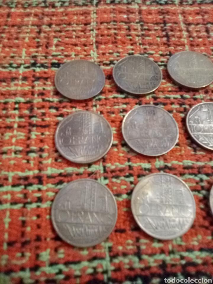 Monedas antiguas de Europa: Monedas 10 francs - Foto 2 - 180098586