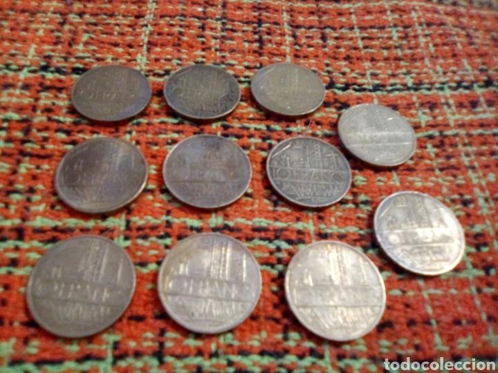 MONEDAS 10 FRANCS (Numismática - Extranjeras - Europa)