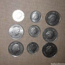 Monedas antiguas de Europa: 9 MONEDAS EXTRANJERAS. Lote 180201662