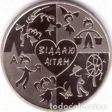 Monedas antiguas de Europa: MONEDAS DE UCRANIA. Lote 180424677
