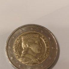 Monedas antiguas de Europa: 054. MONEDA DE 2 EUROS. LETONIA. 2014. Lote 180424798