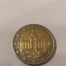 Monedas antiguas de Europa: 058. MONEDA DE 2 EUROS. ALEMANIA. 2016.. Lote 180425357