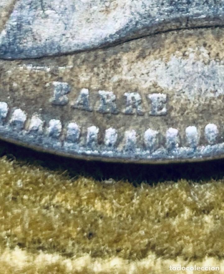 "Monedas antiguas de Europa: Francia. 5 Francos Plata 0'900 de 1868 ""BB"". Napoleón III - Foto 4 - 181109952"