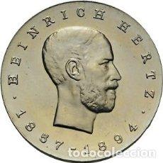 Monedas antiguas de Europa: 10 MARK RDA 1969. Lote 181216975