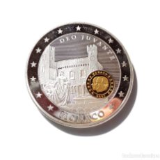 Monedas antiguas de Europa: MONACO.- 10 YEARS EUROPE ECONOMIC AND MONETARY UNION. EUROPA UNIÓN ECONÓMICA Y MONETARIA.. Lote 181568445