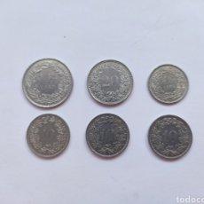 Monedas antiguas de Europa: LOTE DE MONEDAS SUIZA. Lote 182070988