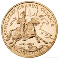 Monedas antiguas de Europa: POLONIA 2 ZL. 2010 NAPOLEON UNC. Lote 195509870