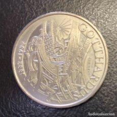 Monedas antiguas de Europa: SUIZA 5 FRANCOS AÑO 1982. Lote 182157031