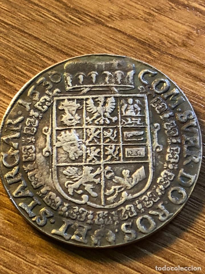 Monedas antiguas de Europa: Moneda antigua. Taler 1630 Albert. POLAND. RÉPLICA - Foto 2 - 182379053
