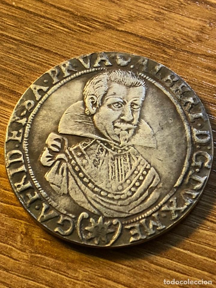 MONEDA ANTIGUA. TALER 1630 ALBERT. POLAND. RÉPLICA (Numismática - Extranjeras - Europa)