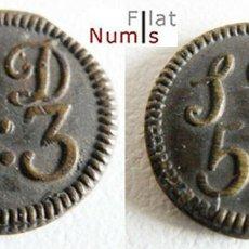 Monedas antiguas de Europa: GRAN BRETAÑA - 1/4 GUINEA - 1772 - JORGE III - BRONCE - E.B.C++. Lote 182520935