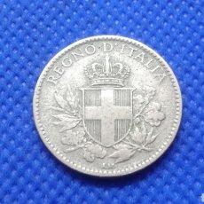 Monedas antiguas de Europa: ITALIA 20 CENTESIMI 1919. Lote 182733247