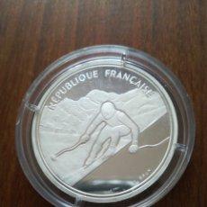 Monedas antiguas de Europa: 100 FRANCS FRANCIA 1992 PLATA. Lote 182820377