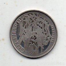 Monedas antiguas de Europa: SUIZA. 5 FRANCOS. AÑO 1982. PRUEBA NUMISMÁTICA.. Lote 182958441