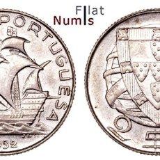 Monedas antiguas de Europa: PORTUGAL - 2,50 ESCUDOS - 1932 - E.B.C. - PLATA - PATINA. Lote 183299320