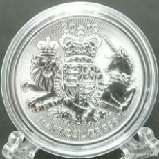 Monedas antiguas de Europa: UK - ROYAL ARMS - 2019. Lote 183428166