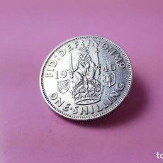 Monedas antiguas de Europa: MONEDA-UK-ONE SHILLING-1946-JORGE VI-EXCELENTE ESTADO-VER FOTOS. Lote 183431168