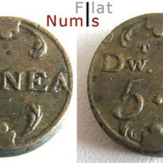 Monedas antiguas de Europa: GRAN BRETAÑA - GUINEA - JORGE III - BRONCE - E.B.C++. Lote 183492837