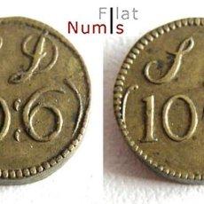 Monedas antiguas de Europa: GRAN BRETAÑA - 1/2 GUINEA - S.D. 10*6 - BRONCE - E.B.C++. Lote 183493408