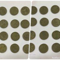 Monedas antiguas de Europa: RUSIA. LOTE DE 16 MONEDAS DE 1 RUBLO. 1971. CENTENARIO DE LENIN. VER FOTOS. Lote 183782465