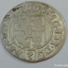 Monedas antiguas de Europa: MONEDA DE PLATA DE 1625 DEL REY SEGISMUNDO III DE POLONIA DE 3 POLKERS , ESCASA. Lote 183825955