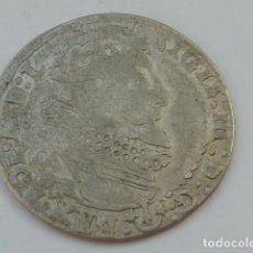 Monedas antiguas de Europa: MONEDA MEDIEVAL DE PLATA DE 6 GROSCHEN DE 1625 DE SEGISMUNDO III, POLONIA. Lote 183827402