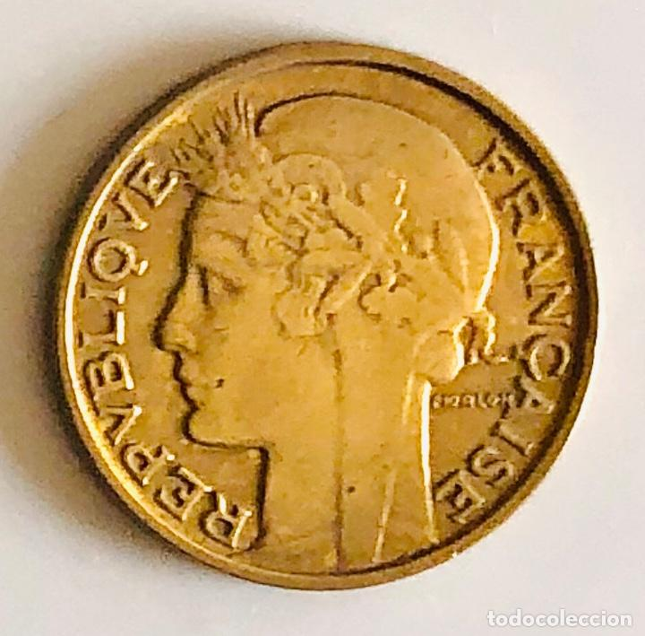 Monedas antiguas de Europa: 50 centimes 1932 Francia época periodo entre guerras - Foto 2 - 175284348