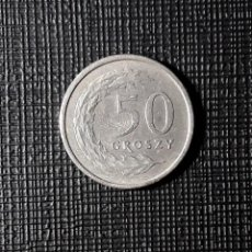 Monedas antiguas de Europa: POLONIA 50 GROSZY 1991 Y281. Lote 184277288